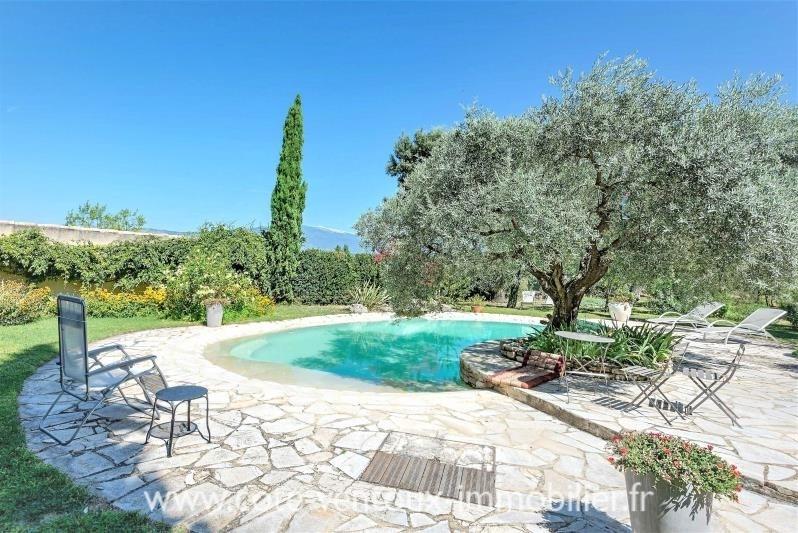 Vente de prestige maison / villa Mazan 570000€ - Photo 4