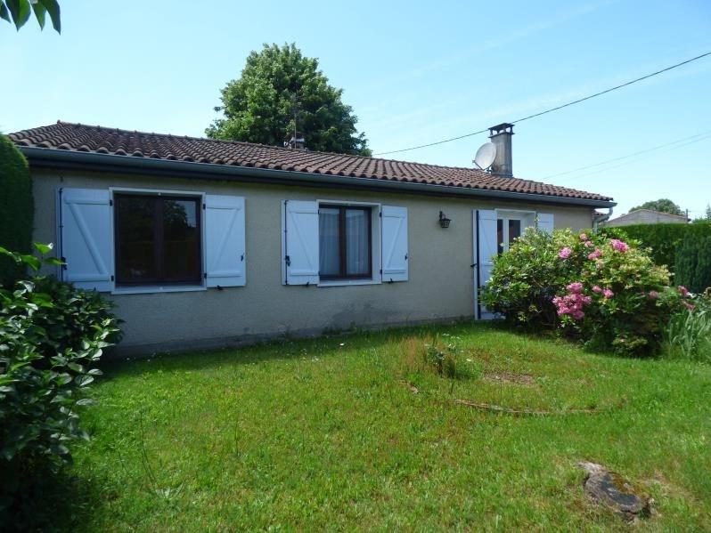 Vente maison / villa Secteur st amans soult 110000€ - Photo 1