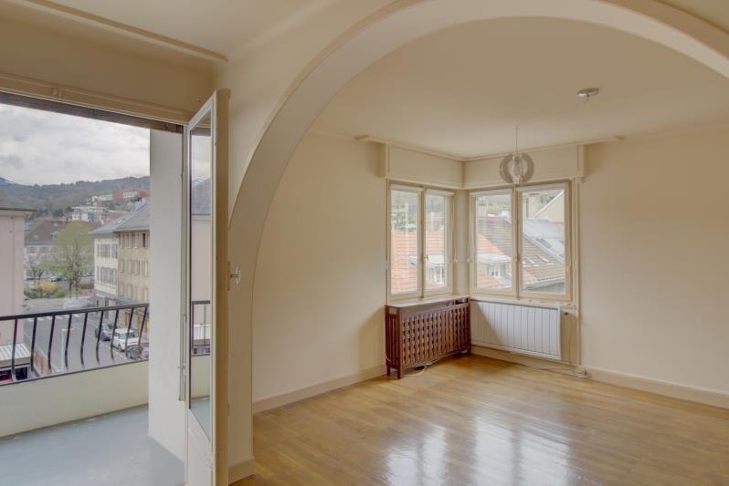 Rental apartment Sallanches 670€ CC - Picture 1