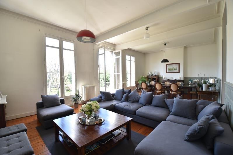 Deluxe sale apartment Bordeaux 860000€ - Picture 1