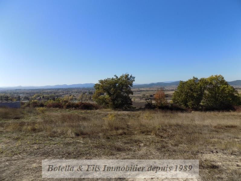 Vendita terreno Barjac 156000€ - Fotografia 1