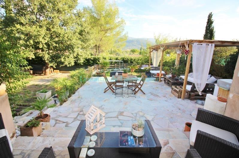 Vente maison / villa Peymeinade 420000€ - Photo 3