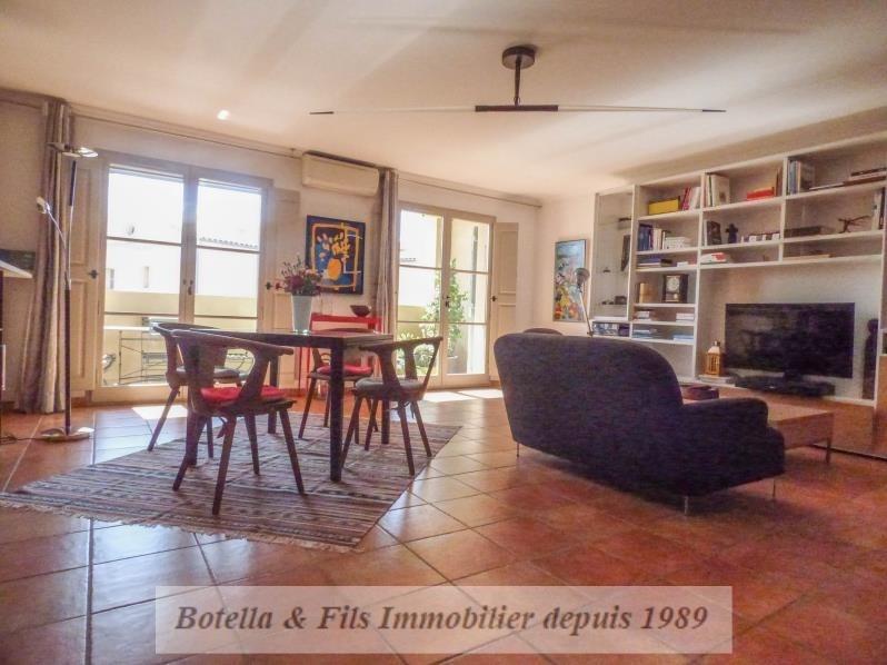 Vendita appartamento Uzes 372000€ - Fotografia 2