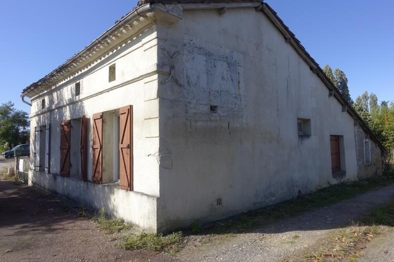 Vente maison / villa Montlieu la garde 87000€ - Photo 1