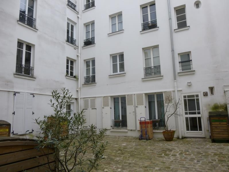 Sale apartment Paris 20ème 290 000€ - Picture 8