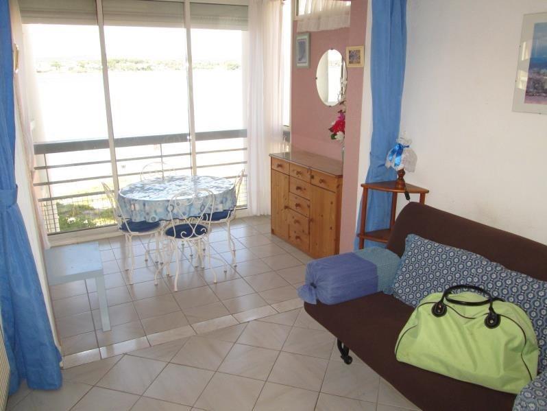 Deluxe sale apartment Balaruc les bains 129000€ - Picture 3