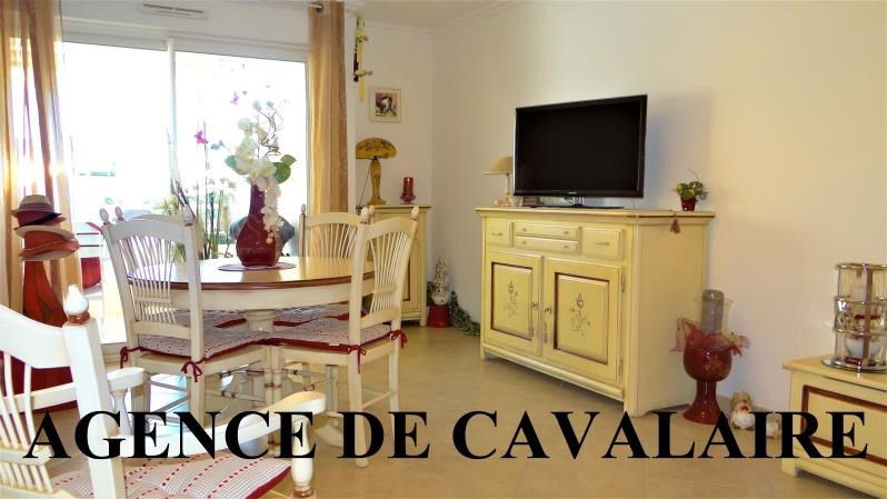 Sale apartment Cavalaire sur mer 224 000€ - Picture 1