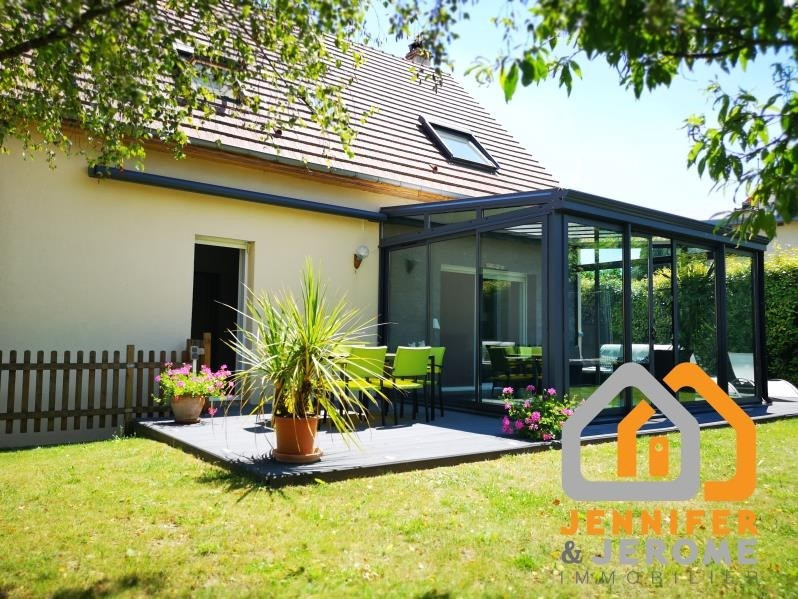 Sale house / villa St gratien 630 000€ - Picture 1