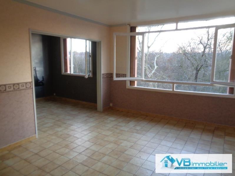 Sale apartment Savigny sur orge 132000€ - Picture 1