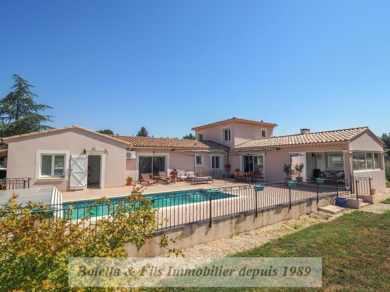 Vente de prestige maison / villa Uzes 420000€ - Photo 1