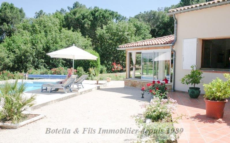 Verkoop van prestige  huis Bagnols sur ceze 600000€ - Foto 2