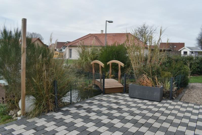Vente maison / villa Moncey 253000€ - Photo 2