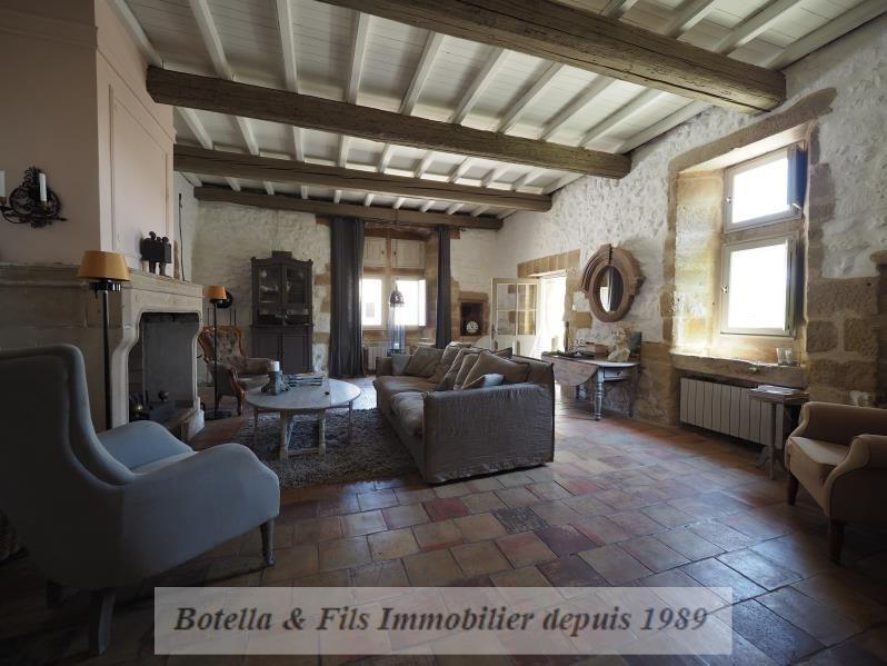 Verkoop van prestige  huis Uzes 2200000€ - Foto 5