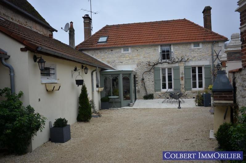 Vente maison / villa Gurgy 287000€ - Photo 1