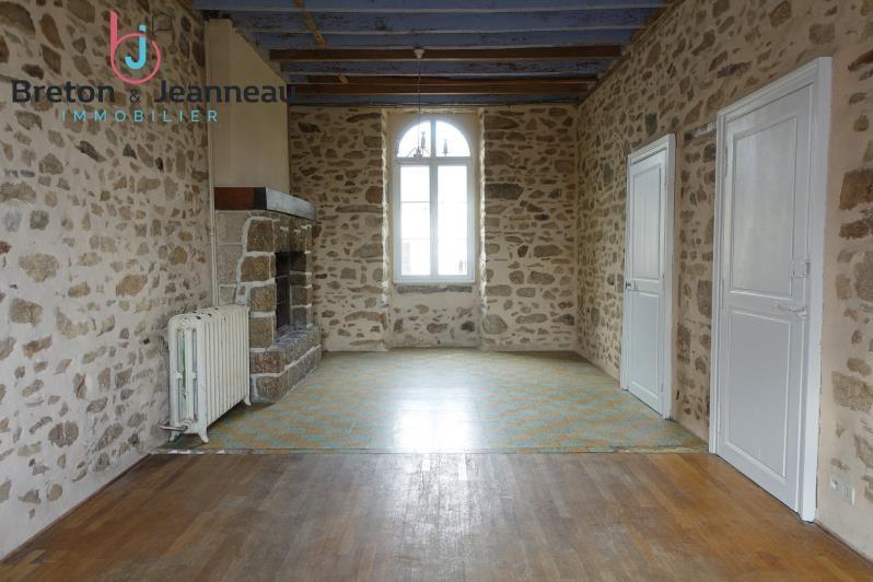 Sale house / villa St cyr le gravelais 166400€ - Picture 4