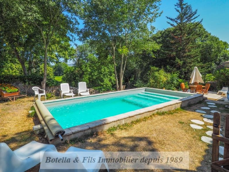 Verkoop van prestige  huis Uzes 810000€ - Foto 2