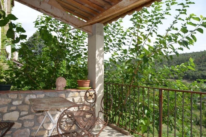 Sale house / villa Vallon pont d arc 201400€ - Picture 10