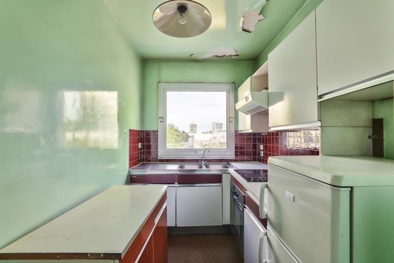 Vente appartement Paris 20ème 449000€ - Photo 6