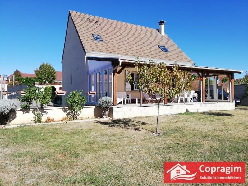 Sale house / villa Vinneuf 267500€ - Picture 2
