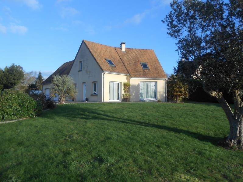 Sale house / villa Lessay 168500€ - Picture 1