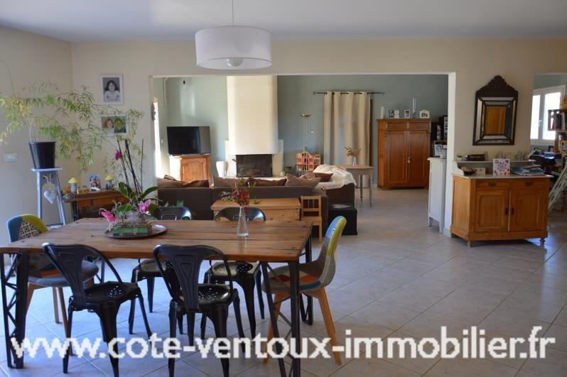 Vente maison / villa Mazan 493500€ - Photo 2