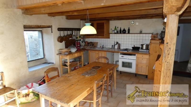 Vente maison / villa Domaize 128400€ - Photo 6
