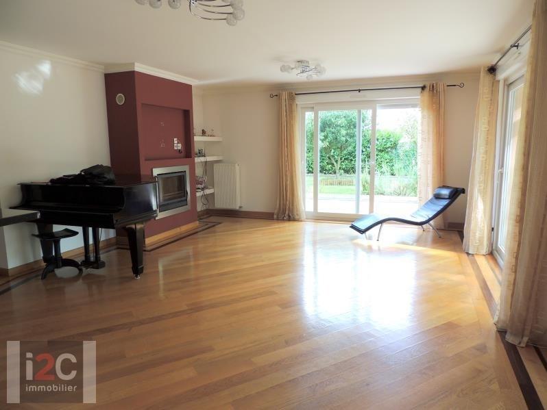 Vente maison / villa Ornex 730000€ - Photo 2