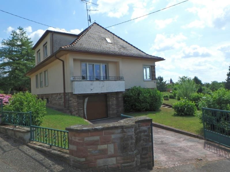 Sale house / villa Dossenheim-sur-zinsel 299 500€ - Picture 2