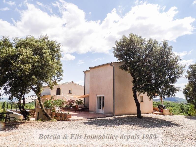 Vente de prestige maison / villa Barjac 624000€ - Photo 15