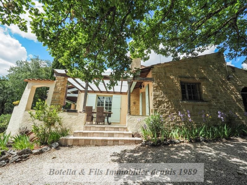 Vente maison / villa Uzes 349000€ - Photo 13