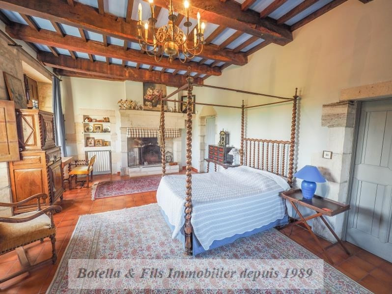 Deluxe sale chateau Uzes 1985000€ - Picture 8