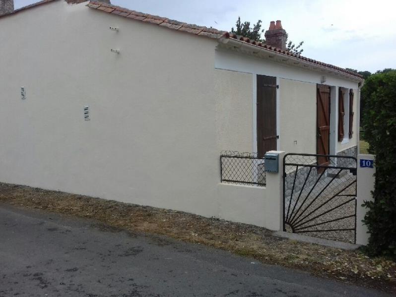 Vente maison / villa St vincent sur jard 166400€ - Photo 9