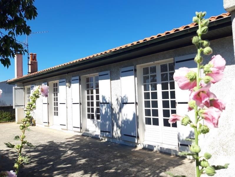 Sale house / villa St vivien 247455€ - Picture 1