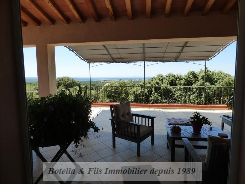 Verkoop van prestige  huis Uzes 560000€ - Foto 14