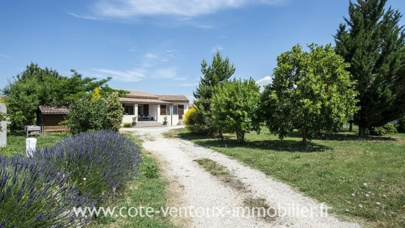 Vente maison / villa Mazan 375 000€ - Photo 11