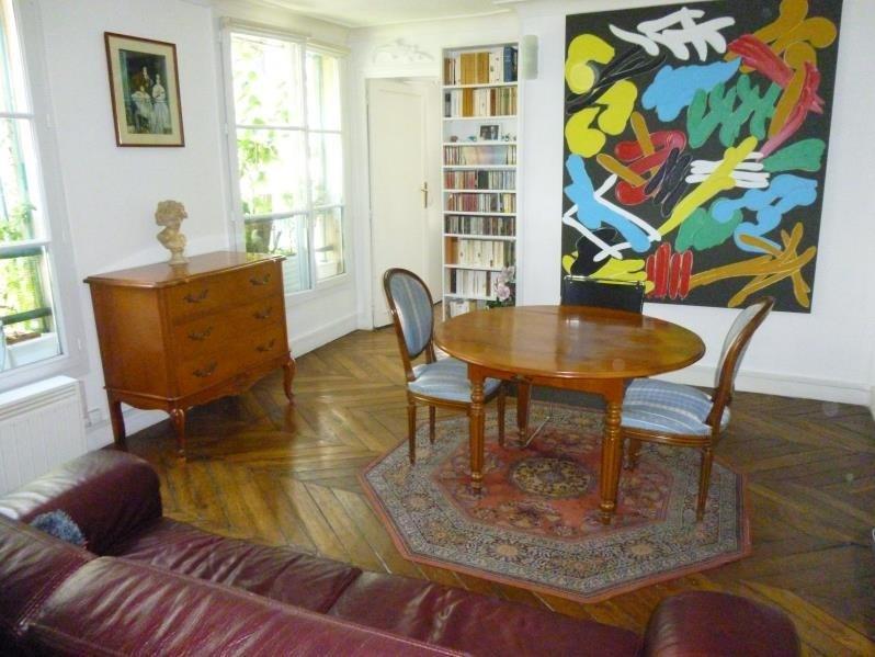 Sale apartment Paris 2ème 605000€ - Picture 2