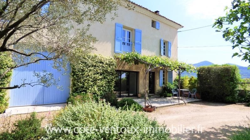 Vente maison / villa Vacqueyras 525 000€ - Photo 1