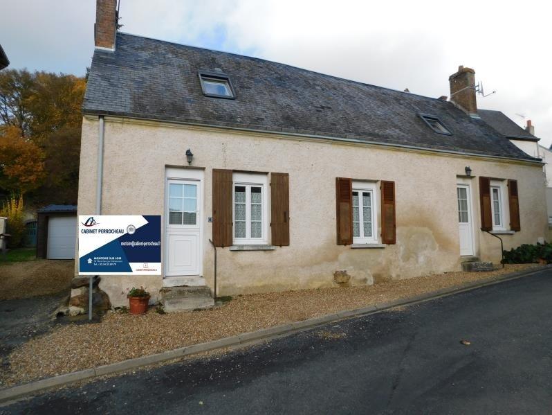 Vente maison / villa La chartre sur le loir 117700€ - Photo 1
