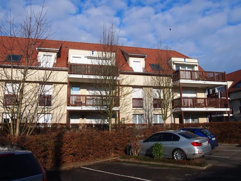 Sale apartment Hurtigheim 190 000€ - Picture 1