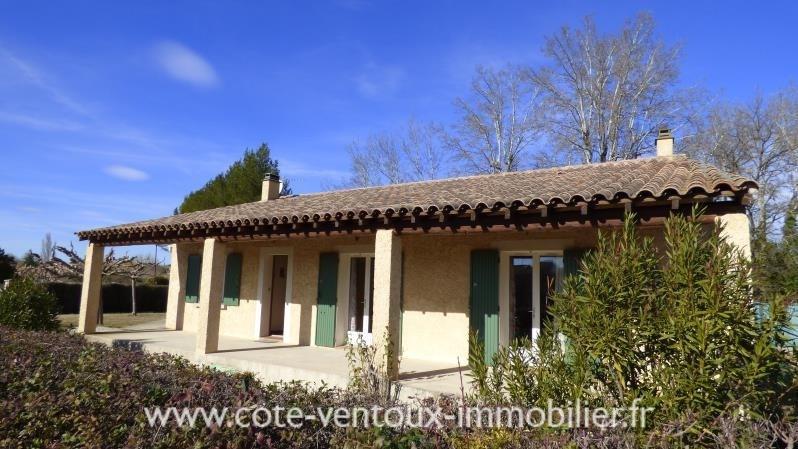 Vente maison / villa Aubignan 232000€ - Photo 6