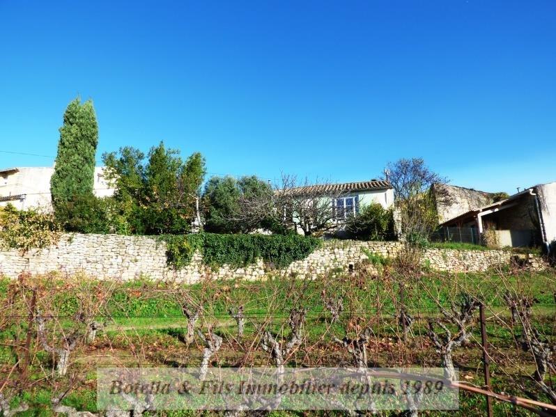 Vente maison / villa Goudargues 234000€ - Photo 1
