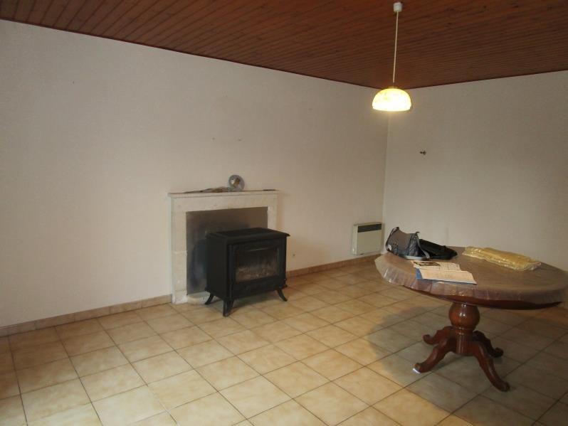 Vente maison / villa Nanteuil 145950€ - Photo 4