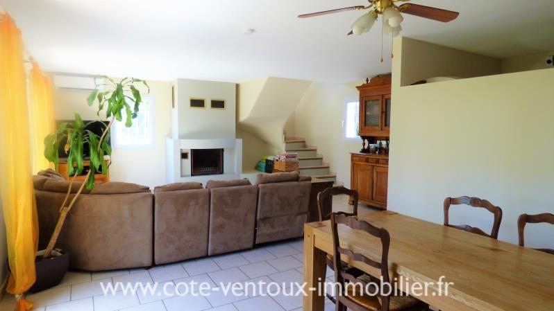 Vente maison / villa Aubignan 325000€ - Photo 2