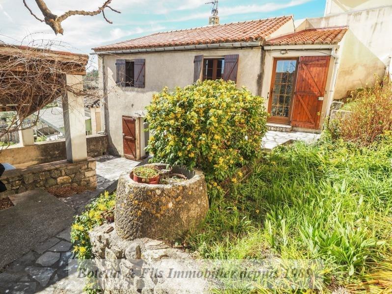 Venta  casa Barjac 170000€ - Fotografía 1