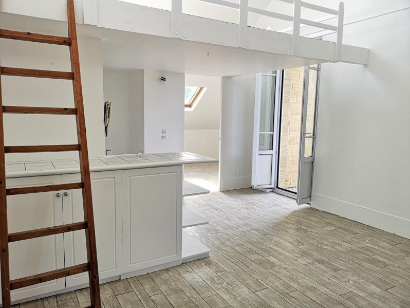 Appartement st ouen l aumone - 2 pièce (s) - 32.32 m²