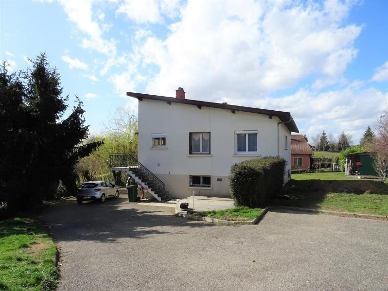 Vente maison / villa Heyrieux 282000€ - Photo 2
