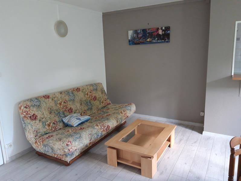 Sale apartment Nanteuil les meaux 129000€ - Picture 1