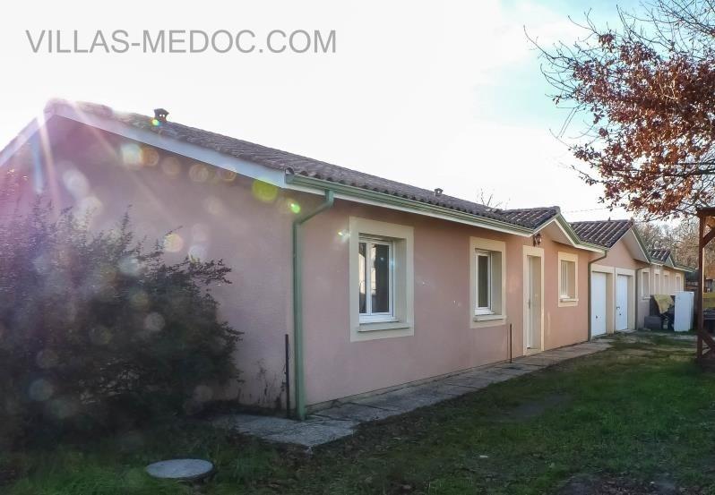 Vente maison / villa Grayan et l hopital 176000€ - Photo 2