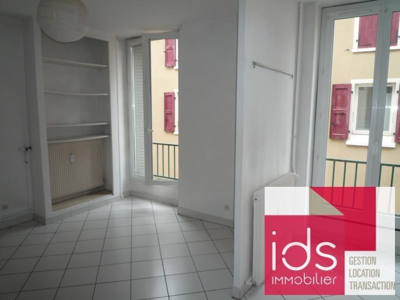 Locação apartamento Allevard 494€ CC - Fotografia 4