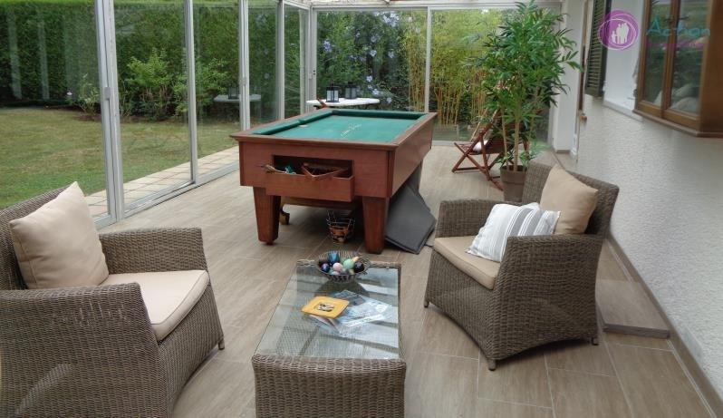 Sale house / villa Lesigny 425000€ - Picture 7